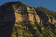 Beiyue Hengshan Mountain, Datong, Hunyuan County, Shanxi Province, China