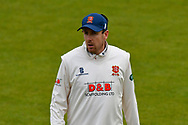 Matt Quinn of Essex during the first day of the Specsavers County Champ Div 1 match between Hampshire County Cricket Club and Essex County Cricket Club at the Ageas Bowl, Southampton, United Kingdom on 5 April 2019.