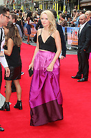 Emily Berrington, The Inbetweeners 2 - World Film Premiere, Leicester Square, London UK, 05 August 2014, Photo by Richard Goldschmidt
