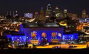 Kansas City, Missouri architecture and skyline. Photo by Colin E. Braley
