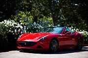 August 16-20, 2017: Ferrari California