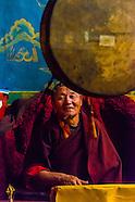 Tibet-Tsurphu Monastery