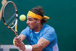 15.04.2010, Country Club, Monte Carlo, MCO, ATP, Monte Carlo Masters, im Bild  Rafael Nadal (ESP), at the match between David Ferrer (ESP) and Rafael Nadal (ESP). EXPA Pictures © 2010, PhotoCredit: EXPA/ M. Gunn / SPORTIDA PHOTO AGENCY
