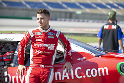 July 13, 2018 - Sparta, Kentucky, United States of America - Ryan Reed (16) gets ready to qualify for the Alsco 300 at Kentucky Speedway in Sparta, Kentucky. (Credit Image: © Stephen A. Arce/ASP via ZUMA Wire)