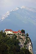 Bled Fort Bled, Slovenia