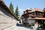 Bulgaria Bansko Citysacape