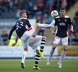 Falkirk's Rory Loy.<br /> Falkirk 1v 1 Dumbarton, Scottish Championship game played 20/9/2014 at The Falkirk Stadium .