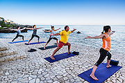 Yoga retreat practice and instruction, Negril, Jamaica
