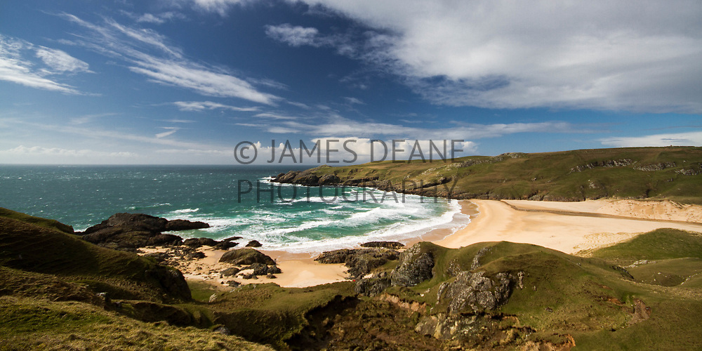 Lossit Bay, one of Islay's finest remote beaches