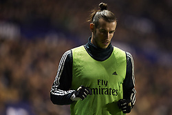 February 24, 2019 - Valencia, Valencia, Spain - Gareth Bale of Real Madrid during the week 25 of La Liga match between Levante UD and Real Madrid at Ciutat de Velencia Stadium in Valencia, Spain on February 24, 2019. (Credit Image: © Jose Breton/NurPhoto via ZUMA Press)