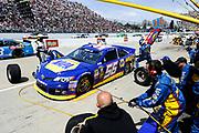 May 6, 2013 - NASCAR Sprint Cup Series, STP Gas Booster 500. Martin Truex Jr., Toyota