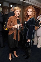 Left to right, ANNE ROBINSON and her daughter EMMA WILSON at the Spectator Summer Party held at 22 Old Queen Street, London SW1 on 3rd July 2008.<br /><br />NON EXCLUSIVE - WORLD RIGHTS