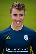 Joe Weatherley of Hampshire during the 2019 press day for Hampshire County Cricket Club at the Ageas Bowl, Southampton, United Kingdom on 27 March 2019.