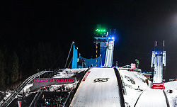 30.12.2017, Schattenbergschanze, Oberstdorf, GER, FIS Weltcup Ski Sprung, Vierschanzentournee, Garmisch Partenkirchen, Wertungsdurchgang, im Bild Schanzenansicht // View of the Hill during Competition Jump for the Four Hills Tournament of FIS Ski Jumping World Cup at the Schattenbergschanze in Oberstdorf, Germany on 2017/12/30. EXPA Pictures © 2017, PhotoCredit: EXPA/ JFK