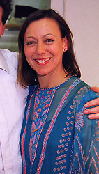 Actress JENNY AGUTTER at a concert in London on 27th April 1999.MRK 33 WO