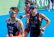 Hayden Wilde wins bronze. Tokyo 2020 Olympic Games. Monday 26th July 2021. Mandatory credit: © John Cowpland / www.photosport.nz