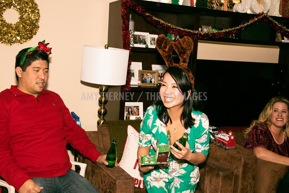 Jeremy Huang, Kristine Huang