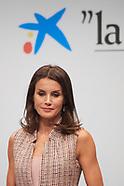 052819 Spanish Royals Attend 'La Caixa' Scholarship