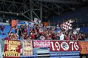 DESCRIZIONE : Pesaro Lega A 2012-13 Scavolini Banca Marche Pesaro Umana Venezia<br /> GIOCATORE : tifosi<br /> CATEGORIA : tifosi curva<br /> SQUADRA : Umana Venezia<br /> EVENTO : Campionato Lega A 2012-2013 <br /> GARA : Scavolini Banca Marche Pesaro Umana Venezia<br /> DATA : 13/10/2012<br /> SPORT : Pallacanestro <br /> AUTORE : Agenzia Ciamillo-Castoria/C.De Massis<br /> Galleria : Lega Basket A 2012-2013  <br /> Fotonotizia : Pesaro Lega A 2012-13 Scavolini Banca Marche Pesaro Umana Venezia<br /> Predefinita :