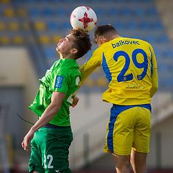 20171119: SLO, Football - Prva liga Telekom Slovenije 2017/18, NK Domzale vs NK Krsko