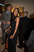 NAOMIE HARRIS, The Neo Romantic Art Gala in aid of the NSPCC. Masterpiece. Chelsea. London.  30 June 2015