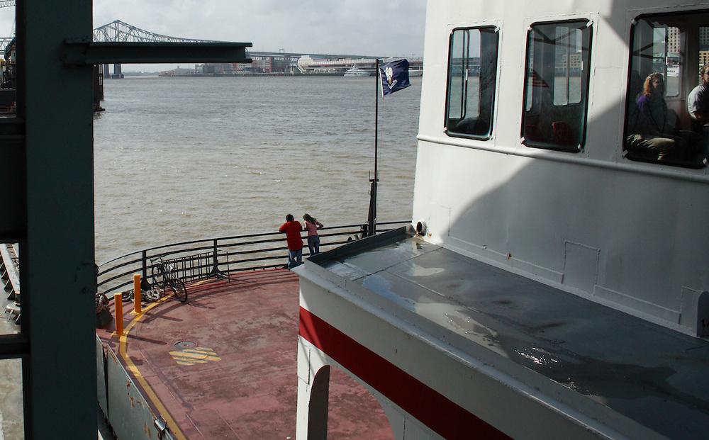 Canal St. Ferry, Algiers, New Orleans, LA