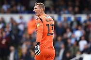 Jack Bonham (13) of Bristol Rovers during the EFL Sky Bet League 1 match between Bristol Rovers and Plymouth Argyle at the Memorial Stadium, Bristol, England on 8 September 2018.