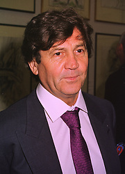 TV writer & presenter MELVYN BRAGG at an exhibition in London on 1st October 1998.MKL 6