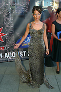 Actress Therese Bradley arrives at the UGC cinema for the gala screening of her latest film 'Young Adam' which stars Ewan McGregor. The screening marks the opening of the annual Edinburgh International Film Festival which runs until 24th August..