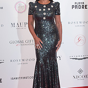 Vanessa Williams Arrive The Nelson Mandela Foundation hosts dinner in memory of Nelson Mandela on what would have been the day before his 100 birthday on 24 April 2018 at Rosewood Hotel, London, UK.