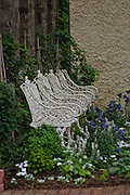 Garden Seating alongside to Washington Street, Middleburg, Virginia
