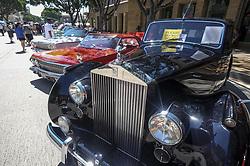 June 18, 2017 - Los Angeles, California, U.S - Pasadena Police 16th Annual Father's Day Car Show  in Pasadena, California, June 18, 2017. (Credit Image: © Ringo Chiu via ZUMA Wire)