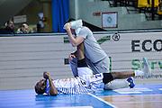 Zabian Dowdell<br /> Pallacanestro Cantu' - Basket Leonessa Brescia<br /> Basket serie A 2016/2017<br /> Desio 29/01//2017<br /> Foto Ciamillo-Castoria