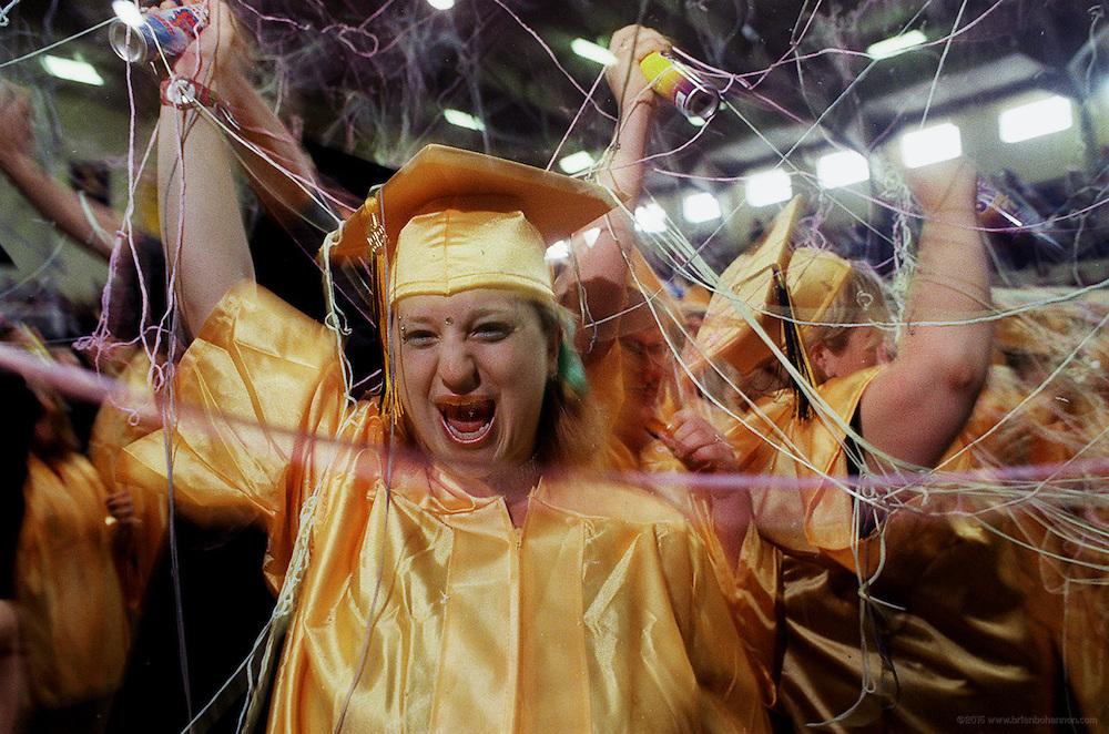 Salem Graduate, 1999