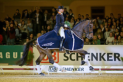 Schoots Lotje (NED) - Torricelli<br /> FEI World Cup Dressage Final for Young Riders<br /> Frankfurt 2009<br /> Photo© Hippo Foto - Leanjo de Koster
