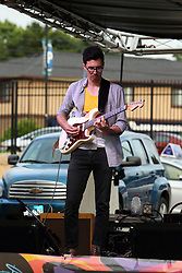 Make Music Normal festival - Uptown Normal<br /> <br /> Cole DeGenova Music: