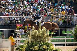 Cordon Pilar, ESP, Gribouille du Lys<br /> Olympic Games Rio 2016<br /> © Hippo Foto - Dirk Caremans<br /> 14/08/16