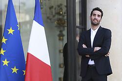 April 13, 2018 - Paris, France - Martin Fourcade (Credit Image: © Panoramic via ZUMA Press)