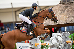 De La Joya Fernadez Longoria Maya, ESP, Un Lord du Rozel<br /> European Jumping Championship <br /> Zuidwolde 2019<br /> © Hippo Foto - Dirk Caremans<br />  14/07/2019