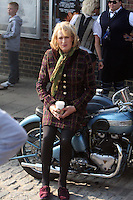 RUPERT EVERETT ON SET OF ST TRINIANS  ON SOUTH BANK MON 10 High Quality Prints,please enquire via contact Page. Rights Managed Downloads available for Press and Media