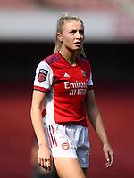 Football - 2021 / 2022 Women's Super League - Arsenal vs Chelsea - Emirates Stadium - Sunday 5th September 2021<br /> <br /> Arsenal Women's Leah Williamson.<br /> <br /> COLORSPORT/Ashley Western