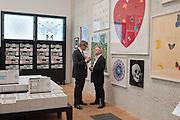 JAY JOPLING; DAMIEN HIRST, Damien Hirst, Tate Modern: dinner. 2 April 2012.