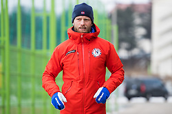 February 9, 2018 - Pyeongchang, SOUTH KOREA - 180209 Martin Johnsrud Sundby of Norway after a press event with the Norwegian men's cross-country team during the 2018 Winter Olympics on February 8, 2018 in Pyeongchang..Photo: Jon Olav Nesvold / BILDBYRN / kod JE / 160147 (Credit Image: © Jon Olav Nesvold/Bildbyran via ZUMA Press)