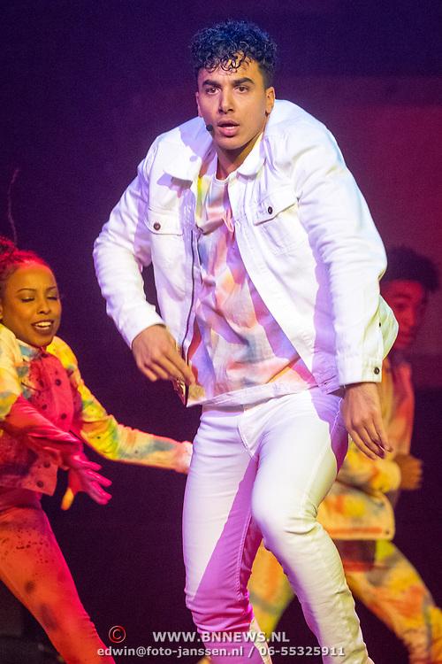 NLD/Amsterdam/20171117 - Muziekfeest Let's Dance 2017, Timor Steffens
