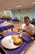Pizza in Manzanillo, Granma Province, Cuba.