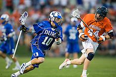 20080412 - #2 Duke at #3 Virginia (NCAA Lacrosse)