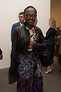 Lynette Yiadom-Boakye,,  Substance and Shadow; Alberto Giacometti cculptures and their photographs by Peter Lindbergh. Gagosian, Britannia Street, WC1X 9JD