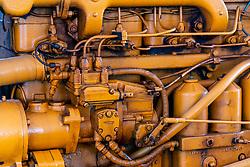 2021-08-06 McLean County 4H Fair.<br /> <br /> Antique Minneapolis Moline engine