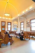 Centralia's historic Union Train Station.