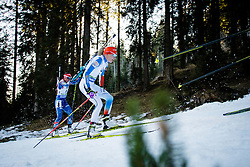 Kaisa Makarainen (FIN) during Women 12.5 km Mass Start at day 4 of IBU Biathlon World Cup 2015/16 Pokljuka, on December 20, 2015 in Rudno polje, Pokljuka, Slovenia. Photo by Ziga Zupan / Sportida